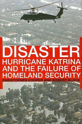 Disaster by Dr Christopher Cooper