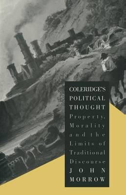 Coleridge's Political Thought by Jennifer Doudna