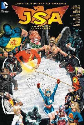 JSA Omnibus Volume 3 HC by Alex Ross