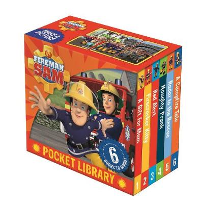 Fireman Sam Pocket Library by Egmont Publishing UK