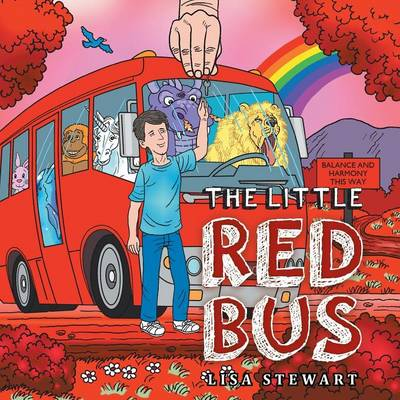 The Little Red Bus by Lisa Stewart