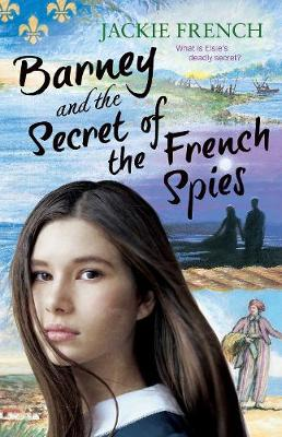 Barney and the Secret of the French Spies book