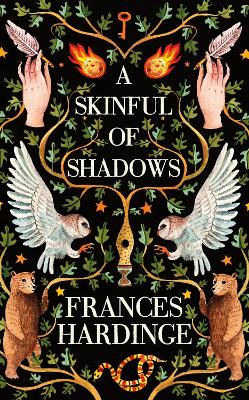 Skinful of Shadows book