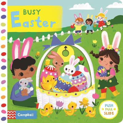 Busy Easter book