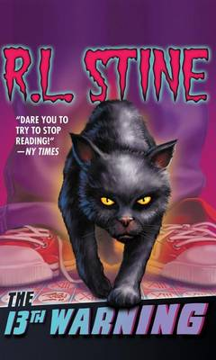 The 13th Warning by R.L. Stine