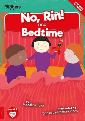 No, Rin! and Bedtime book