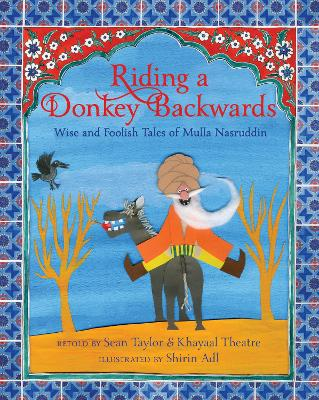 Riding a Donkey Backwards by Sean Taylor