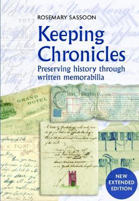 Keeping Chronicles by Rosemary Sassoon