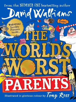 The World's Worst Parents book