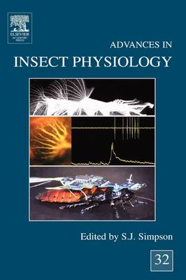 Advances in Insect Physiology book