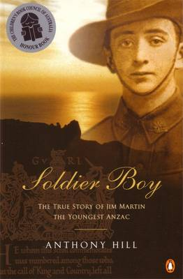 Soldier Boy by Anthony Hill