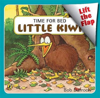 Time for Bed, Little Kiwi LTF by Bob Darroch
