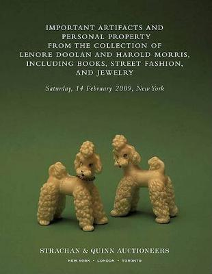 Important Artifacts and Personal Property from the Collection of Lenore Doolan and Harold Morris, Including Books, Street Fashion, and Jewelry by Leanne Shapton