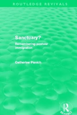 Sanctuary?: Remembering postwar immigration book