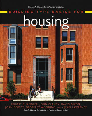 Building Type Basics for Housing by Robert Chandler