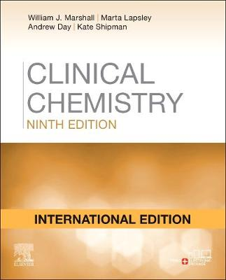 Clinical Chemistry, International Edition by William J. Marshall