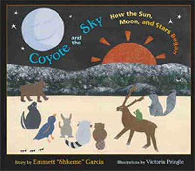 Coyote and the Sky book