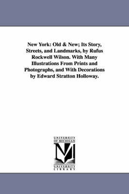 New York, Volume 2 by Rufus Rockwell Wilson