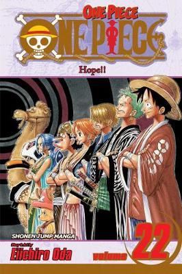 One Piece, Vol. 22 by Eiichiro Oda