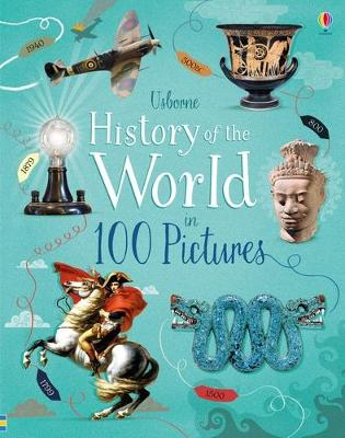 History of the World in 100 Pictures book