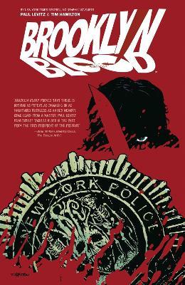 Brooklyn Blood by Paul Levitz