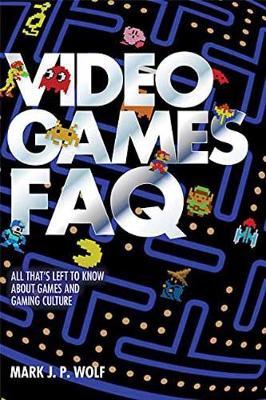 Video Games FAQ book