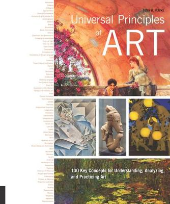 Universal Principles of Art by John A A Parks