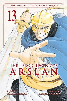 The Heroic Legend of Arslan 13 book