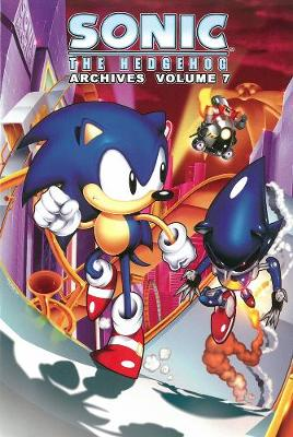 Sonic The Hedgehog Archives 7 by Sonic Scribes