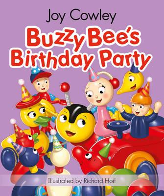 Buzzy Bees Birthday Party by Cowley Joy
