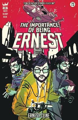 Importance of Being Ernest book