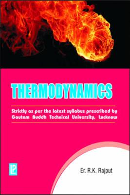 Thermodynamics by R. K. Rajput