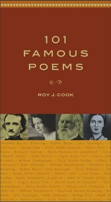 101 Famous Poems by Roy Cook
