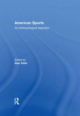 American Sports by Alan Klein