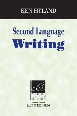 Second Language Writing book