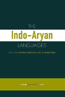 Indo-Aryan Languages book