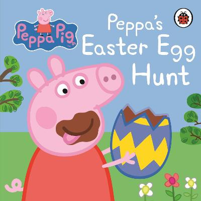 Peppa Pig: Peppa's Easter Egg Hunt book