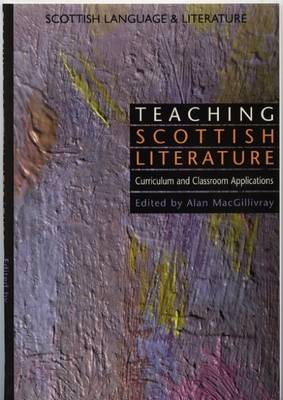 Teaching Scottish Literature book