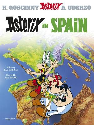 Asterix: Asterix in Spain by Rene Goscinny