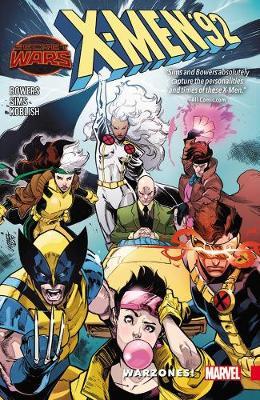 X-men '92 by Scott Koblish