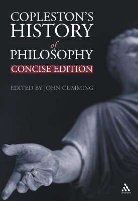 Copleston's History of Philosophy by Frederick C. Copleston