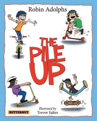 Pile Up by Robin Adolphs