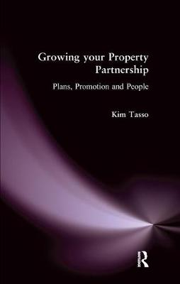 Growing your Property Partnership by Kim Tasso