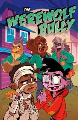 The Werewolf Bully by Blake Hoena