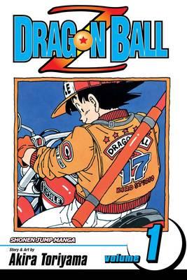 Dragon Ball Z, Vol. 1 book