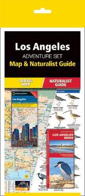 Los Angeles Adventure Set: Map & Naturalist Guide by National Geographic Maps