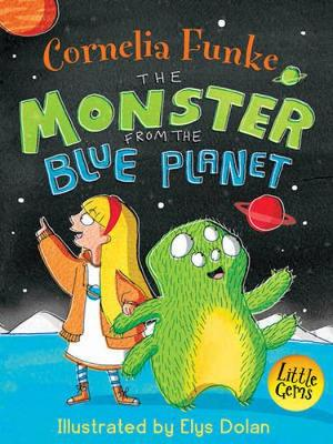Monster From The Blue Planet book