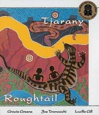 Tjarany Roughtail by Gracie Greene