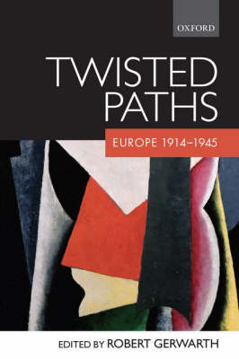 Twisted Paths book