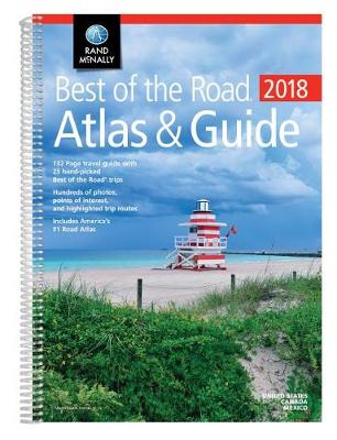 2018 Rand McNally Best of the Road Atlas & Guide book